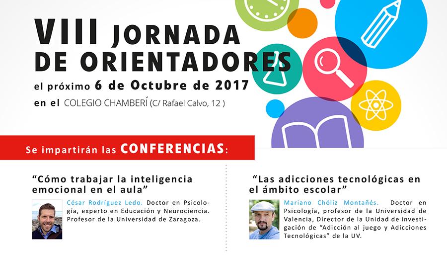 Jornada de Orientadores 2017 - TEA Ediciones