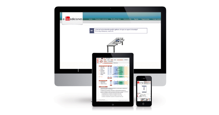 Más información sobre e-teaediciones