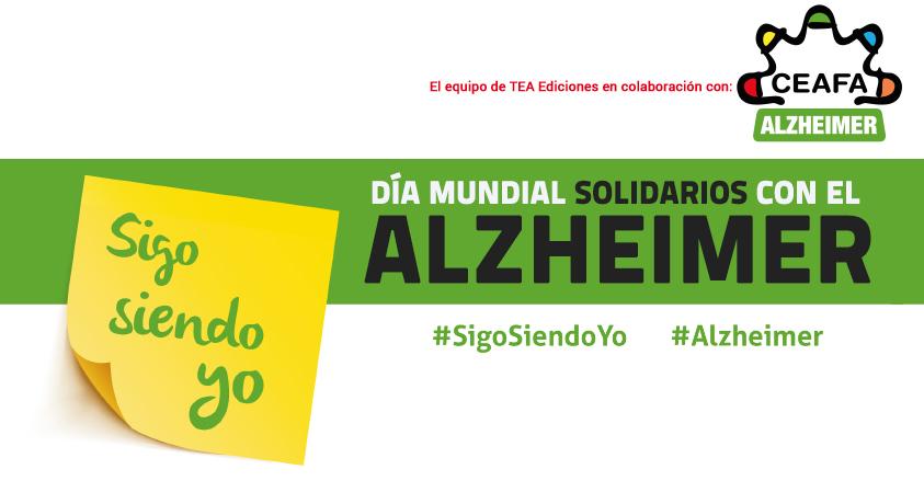 TEA Ediciones solidaria con el Alzheimer